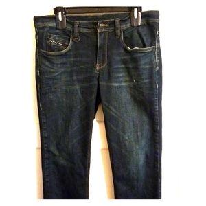 Dark blue Empyre jeans